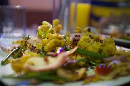 Hot Butter Cuttlefish | ©  Indi Samarajiva/Flickr