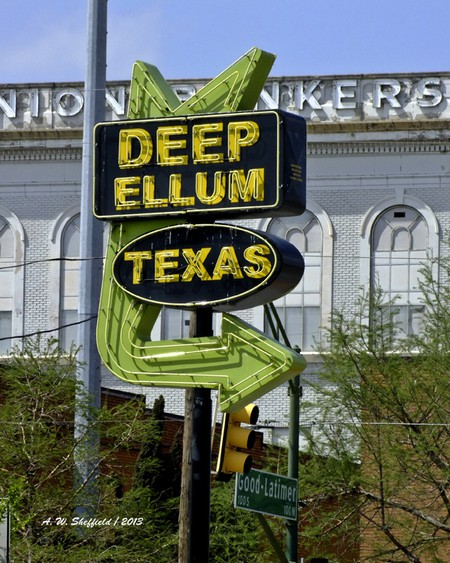 Deep Ellum | © Allen Sheffield/Flickr