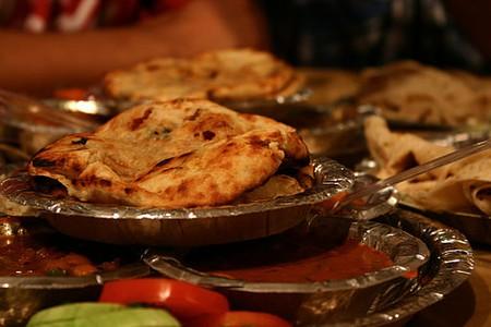 Amritsari Kulche (6312710807) | © Prateek Rungta/WikiCommons