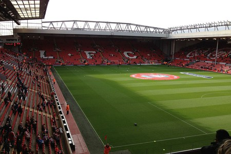 Anfield | ©Ivan PC/WikiCommons