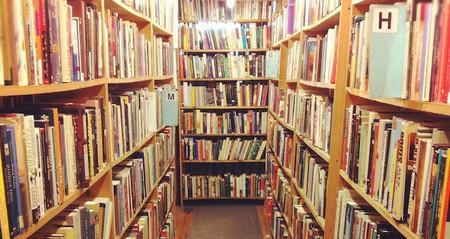 Myopic Books aisle   © Lauren Manning/Flickr