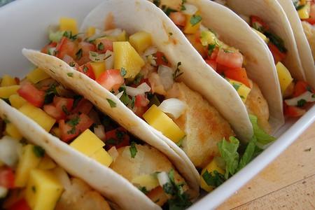 Tacos with Mango Salsa | ©jpellgen/Flickr