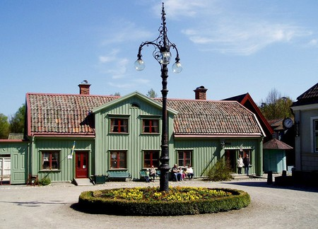 Vallby Open Air Museum © Udo Schröter/WikiCommons