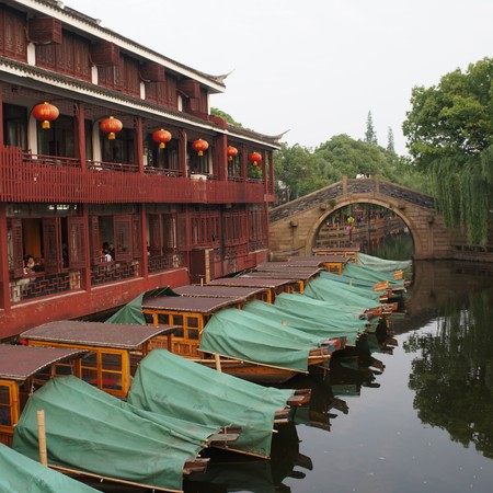 Suzhou Canals © Michaela Fulton