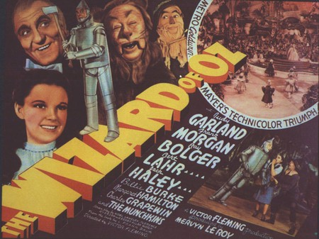 Wizard of Oz Poster   © Insomnia Cured Here/Flickr