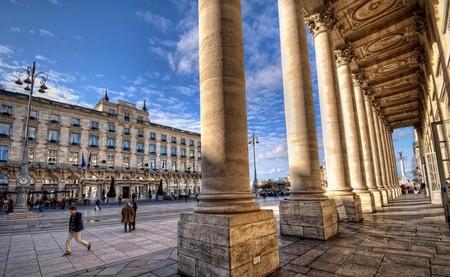 Vue de Le Grand Hotel de Bordeaux | ©Abariltur/ Flickr
