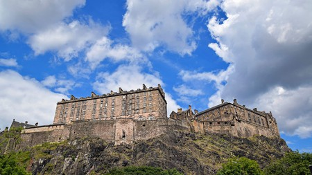 Edinburgh Castle/ ©Pixabay