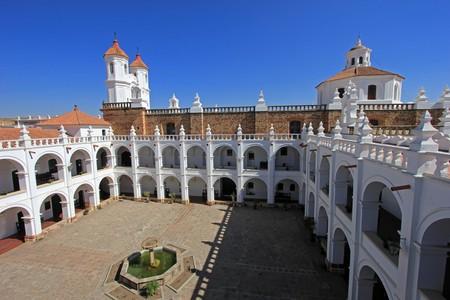 Church of San Felipe Neri, Sucre, Bolivia ©cicloco / Shutterstock