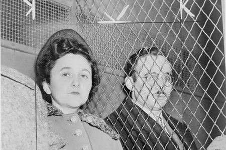 Julius and Ethel Rosenberg   © Library of Congress/Wikimedia Commons