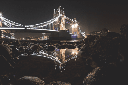 Tower Bridge Reflection | Courtesy of Jesse Stafford