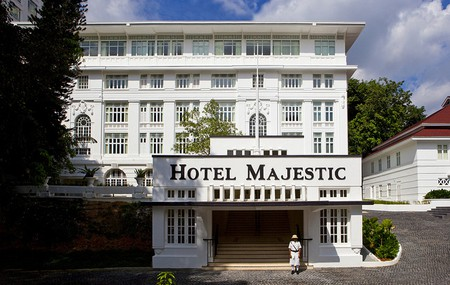 The Majestic Hotel Kuala Lumpur - Facade