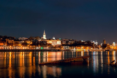 Belgrade at Night | © Mladen Coko/Flikr