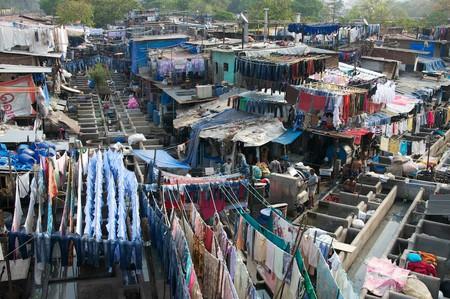 Dhobi Ghat    © Jon Connell
