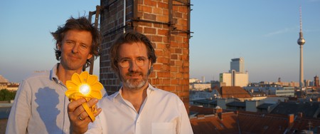 Little Sun,Frederik Ottesen and Olafur Eliasson