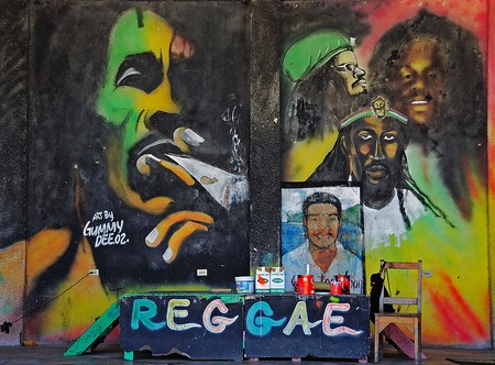 Reggae stage, Jamaica I © Peter/Flickr