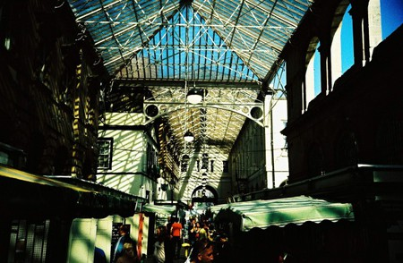St Nicks Market on a Sunny Spring Day | © Chris Frewin