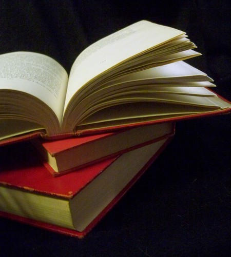 Open Books | © Jo Naylor/Flickr