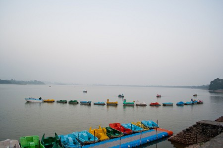 Sukhna Lake | © RishabMathur/Flickr