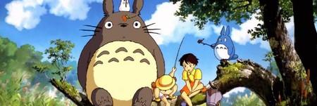 'My Friend Totoro'   © Studio Ghibli