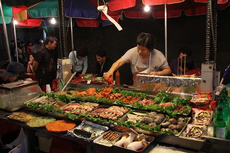 Street food|© Kirk Siang Flickr
