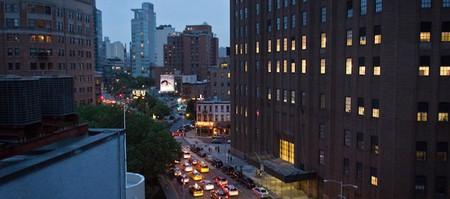 TriBeCa rooftTriBeCa Rooftops| ©  John Gillespie/Flickrops in the evening
