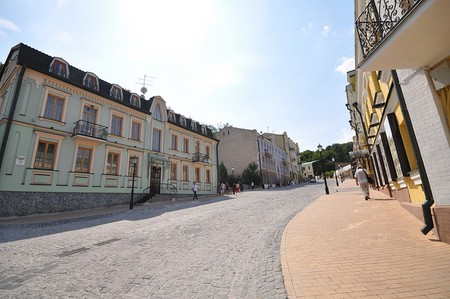 Andriyivskyy Descent   © Jorge Láscar/Flickr