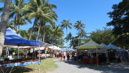 Anzac Park Market, Port Douglas (484122) © Robert Linsdell/Flickr