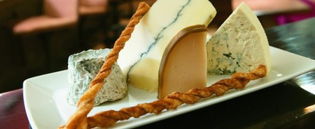 Wisconsin artisanal cheese at The Immigrant Restaurant | © Kohler Co