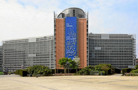 The bastion of the EU   © Stephane Mignon/WikiCommons