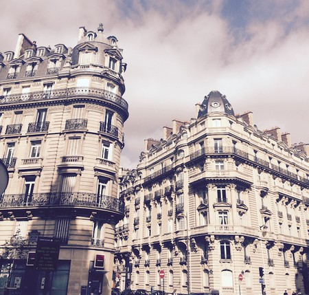Haussmann architecture, 17ème