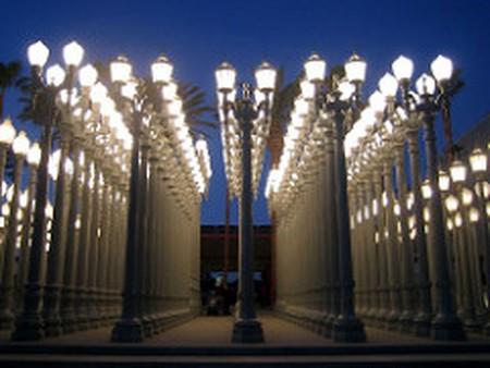 Urban Light, LA, LACMA, Chris Burden Installation   © Heidi de Vries/Flickr