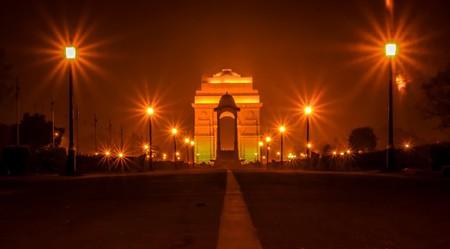 India Gate at Night | © Nashrkhan/WikiCommons