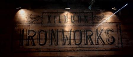 Trendy interiors at Kilburn Ironworks | © Kilburn Ironworks