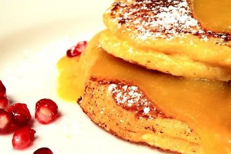 Lemon ricotta pancakes | © Gail/Flickr