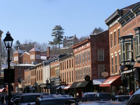 Main Street Galena   © Chris Light/Wikicommons