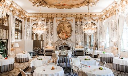 Restaurant le Meurice Alain Ducasse Salle 9976 OK © Pierre Monetta