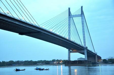 Bridge, Hooghly, Kolkata | © PDPics/Pixabay
