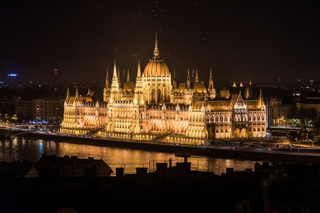 Budapest   © Kamil Porembiński/Flickr