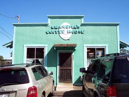 Grandma's Coffee House | © Ewen Roberts/Flickr