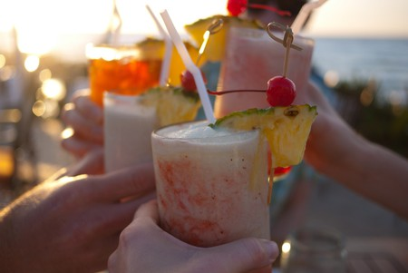 Hawaiian cocktails | © Taz/Flickr