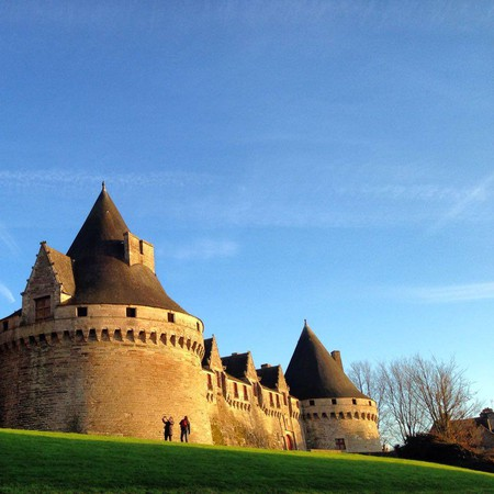 Pontivy, Morbihan, Brittany, France  © Hristos Fleturis Instagram