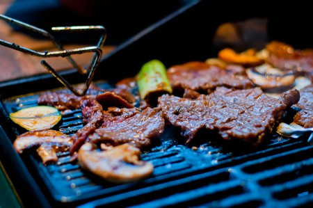 Korean BBQ | © Thomas sauzedde / Flickr