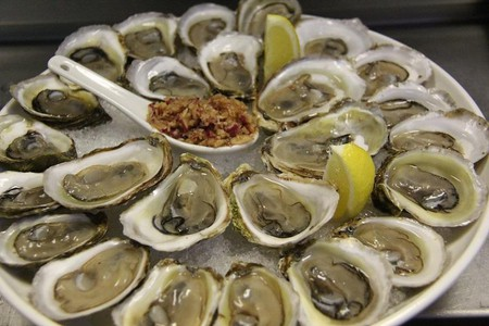 Oysters | Courtesy of The Embarcadero