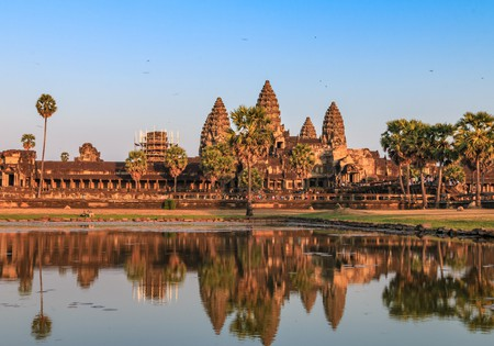 Ankor Wat   © P_Phi_Phi/Shuttertock