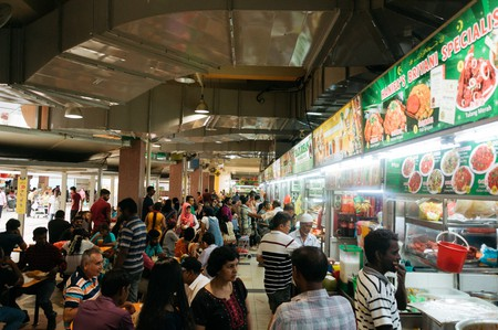 Tekka Centre, Little India, Singapore