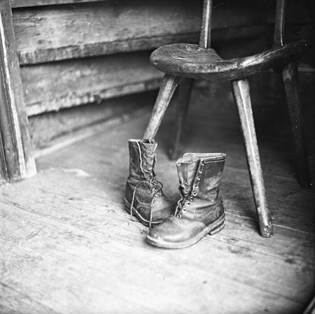 Leather boots | © Mathias Shoots Analogue / Flickr