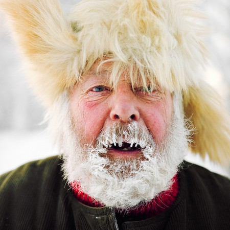 Hans Bengtson, Jokkmokk, Sweden, 2010   Courtesy of Cristian Barnett