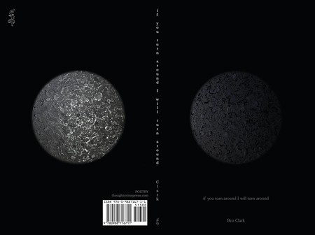 cover of if you turn around I will turn around   © Thoughtcrime Press