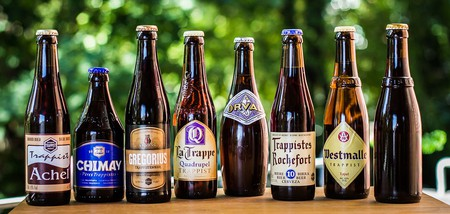 Belgian Trappist Beers | © Philip Rowlands/WikiCommons