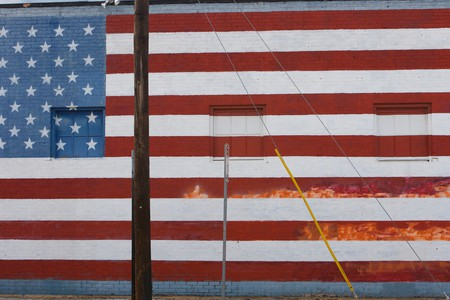 Flag in Ellum, Dallas | © Johnathan Skaines / flickr